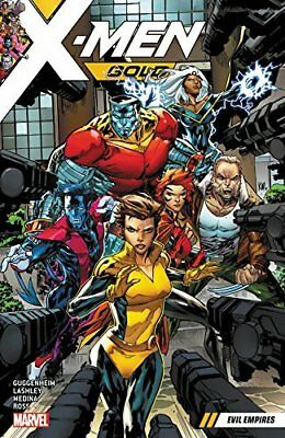 X-men Gold Vol. 2: Evil Empires by Marc Guggenheim New Paperback Book