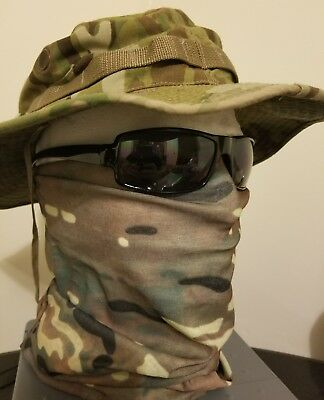 Multicam face mask tactical military army Camo Camouflage HUNTING balaclava