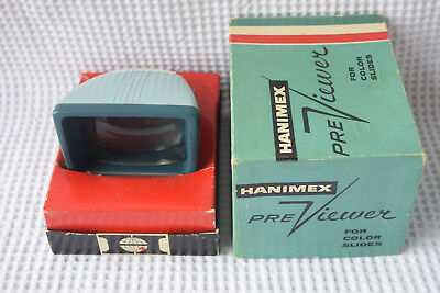 Vintage Hanimex Pre Viewer for 35mm Color Slides