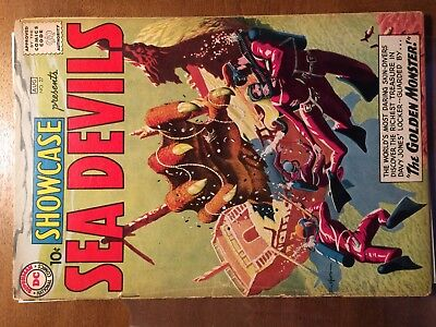 "Showcase # 27 - 1st Sea Devils ""Good"" Condition"