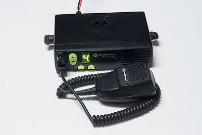 Motorola CM200 VHF 45W 136-174 Radio Programming Included Police/Fire/EMS/HAM
