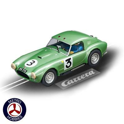 Carrera Digital 132 Shelby Cobra 289 Hardtop Coupe 1963 No.3* CAR-30716 Brand Ne