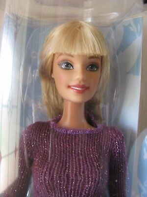 Fashion Fever Barbie 2006 Hilary Duff fashion  NRFB  (Never removed from box)