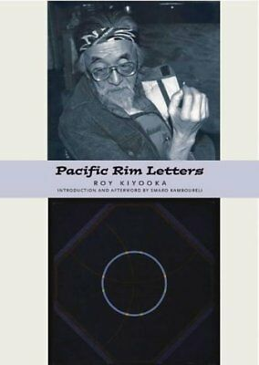 Pacific Rim Letters by Roy Kiyooka New Paperback Book