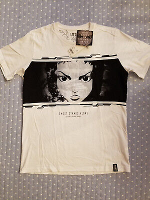 Ghost in the Shell XL T-shirt by Uniqlo Japan