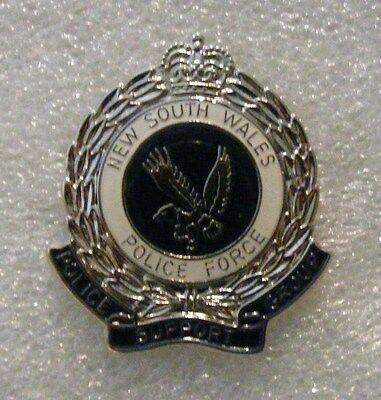 Pin  Police Force Support Group