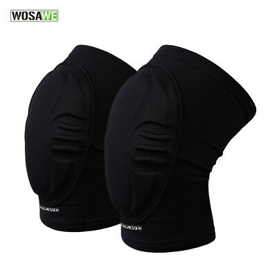 1PC Elastic Sport Knee Protector Brace Cycling Protective Gear Knee Pads Guard