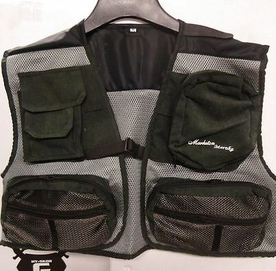 Fly Fishing Vest Beginners Youth fishing vest