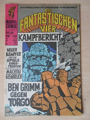 Die fantastischen Vier Nr. 88  Williams   Marvel Comics