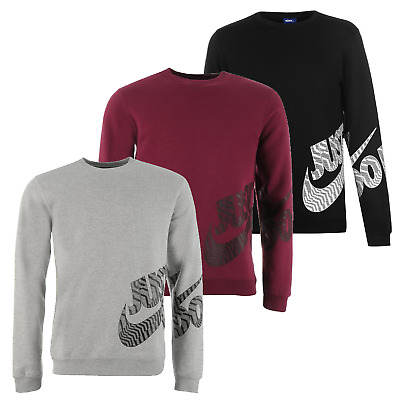 Nike Pullover Sweatshirt Pulli Sweater Jumper Herren Sport Fleece Graphic 1017