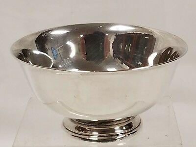 Reed & Barton Sterling Silver Bowl Paul Revere Miniature Collection