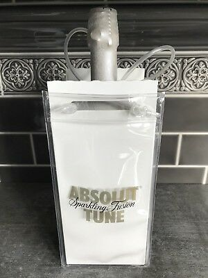 RARE ABSOLUT VODKA TUNE in BAG EDITION * NEW & SEALED * SELTEN