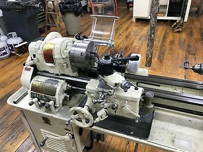 "South Bend Lathe 10"" x 48"" Cat# CL 187 AB"