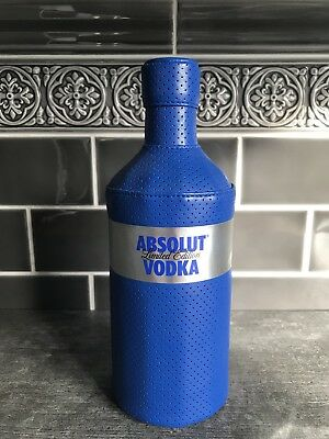 Absolut Vodka Blue Skin Finland * New - Collectors Mint Condition *