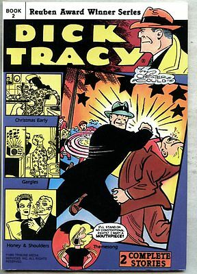 GN/TPB Dick Tracy Blackthorne Graphic Novel #2 Chester Gould