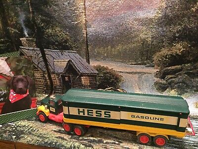 1975 hess truck, Vintage, Hard To Find, Collectible