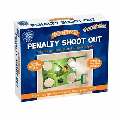 Bath Shower Football Bathtime Penalty Shoot Out Children Adult Bathroom Game