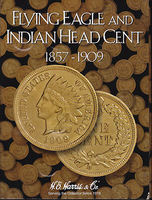 Flying Eagle & Indian Head Cent Collection Missing Only 2