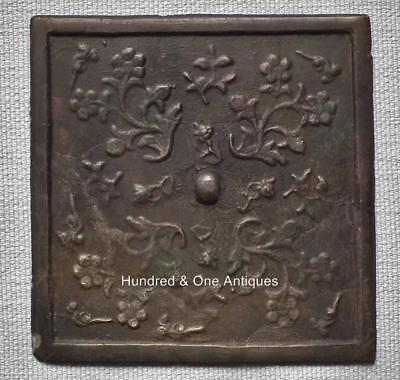 Antique Chinese Bronze Mirror Tang Dynasty 618-907 A.D.