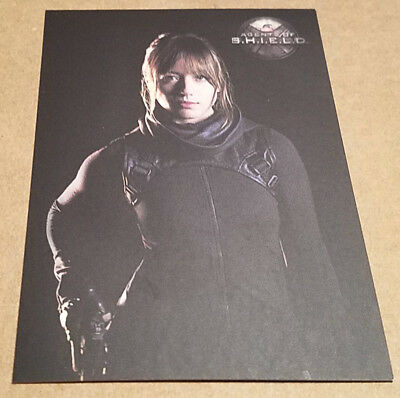 2015 Rittenhouse Marvel Agents of Shield Season 2 SKYE Chase Card #AS6