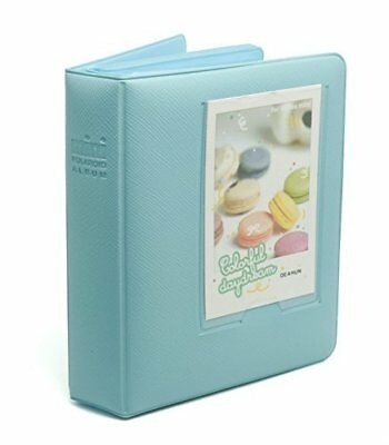 Fuji Instax Mini Book Photo Album For instax mini7s 8 9 25 50s Films 64 photos