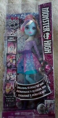 Monster High Abbey Bominable Monster Party Doll