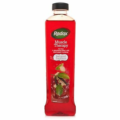 Radox Muscle Therapy 500ml 1 2 3 6 12 Packs