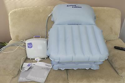 Mangar Airflo MK3 Bathing Cushion Bath Chair Lift - Bath Aid - 11