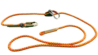 Tree Climbing Flipline/Lanyard Kit 12 feet x 1/2""