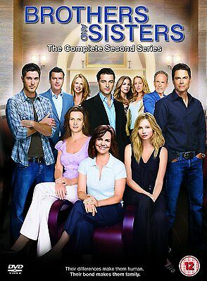 Brothers And Sisters - Series 2 - Complete (DVD, 2009, 5-Disc Set, Box Set)