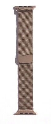 Milanese Loop for Apple Watch™ 42mm Series 1, 2, and 3 - Gold *FREE SHIPPING*