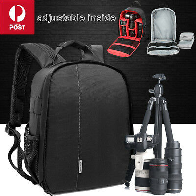 2017 Concept Camera Backpack Photo Bag Case Waterproof For Canon Nikon Sony DSLR
