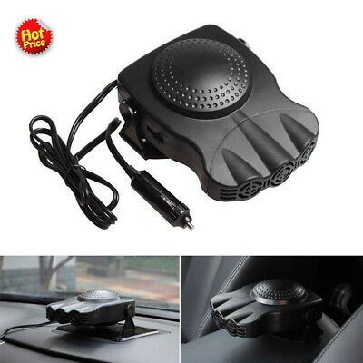 NewStyle 12V 150W Portable Car Heating Cooling Fan Heater Defroster Demister ABS