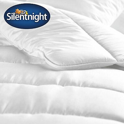 Silentnight 13.5 Tog Winter Warm Duvet (NQP) - Ultra Snug, Soft & Cosy!