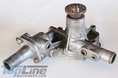 Yanmar 3TNE88 Water Pump with thermostat cover assy diesel engine 3TNE82 3TNE84