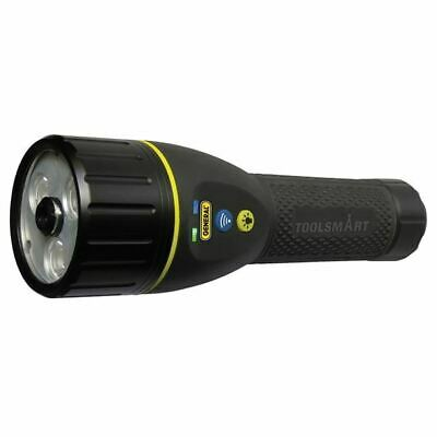 GENERAL TOOLS TS07 ToolSmart WiFi Connected Flashlight Video Inspection Camera