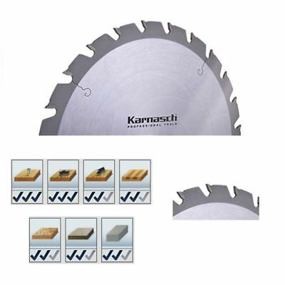 Karnasch hm-blatt Circular Saw Blade Mount Builder Construction ø136-700mm TT