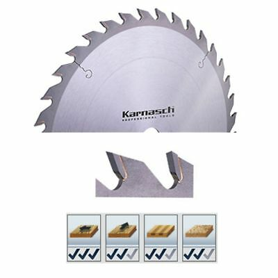 Karnasch hm-blatt Circular Saw Blade Blanks Coarse Wood Course Cut ø150-500mm wz