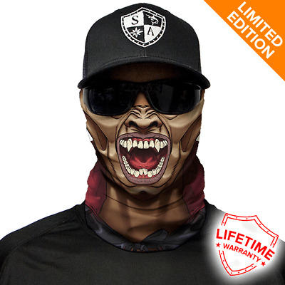 Vampire Face Shield von SA Company *Limited Edition*