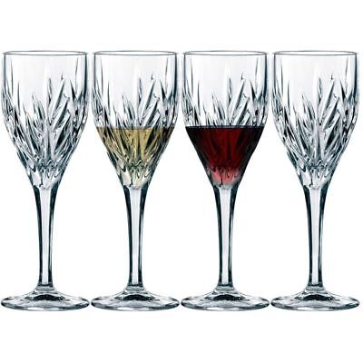 Nachtmann Crystal - Imperial Wine 240ml Set of 4 (Made in Germany)