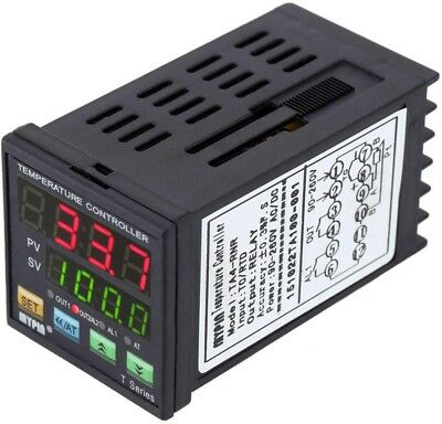 TA4-RNR Digital LED PID Temperature Controller Thermometer Heat Cooling Control
