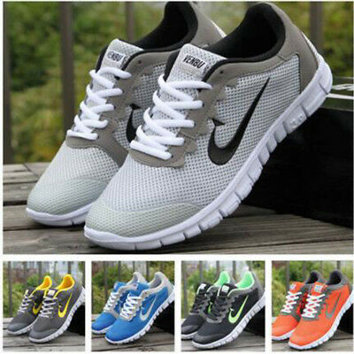2018 Hot New Men's Smart Casual fashion shoes breathable sneakers running shoes