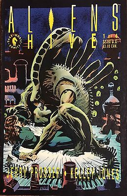 Dark Horse Comics ALIENS HIVE #1 February 1992
