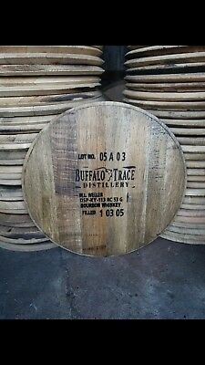 Buffalo Trace Bourbon Whiskey Barrel Top