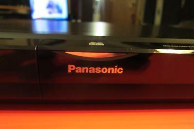 Panasonic DVD RECORDER DMR-EX77 + REMOTE  (160 GB) + MANUAL