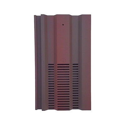 Roof Tile Vent To Fit Redland 49, Marley Ludlow Plus | Breckland Brown + 14 More