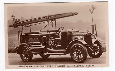 Transport, Ambleside County Fire Brigade, Stanley Fire Engine Co., Halifax, Rp