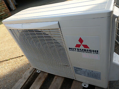 Mitsubishi Air Conditioning Heavy MHi FDCVA201HENR Heat Pump Condensing Unit