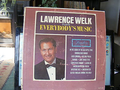 Lawrence Welk Sings Everbody's Music (1964) Vinyl LP Record 33 rpm