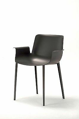 kartell masters philippe starck schwarz besucherstuhl. Black Bedroom Furniture Sets. Home Design Ideas